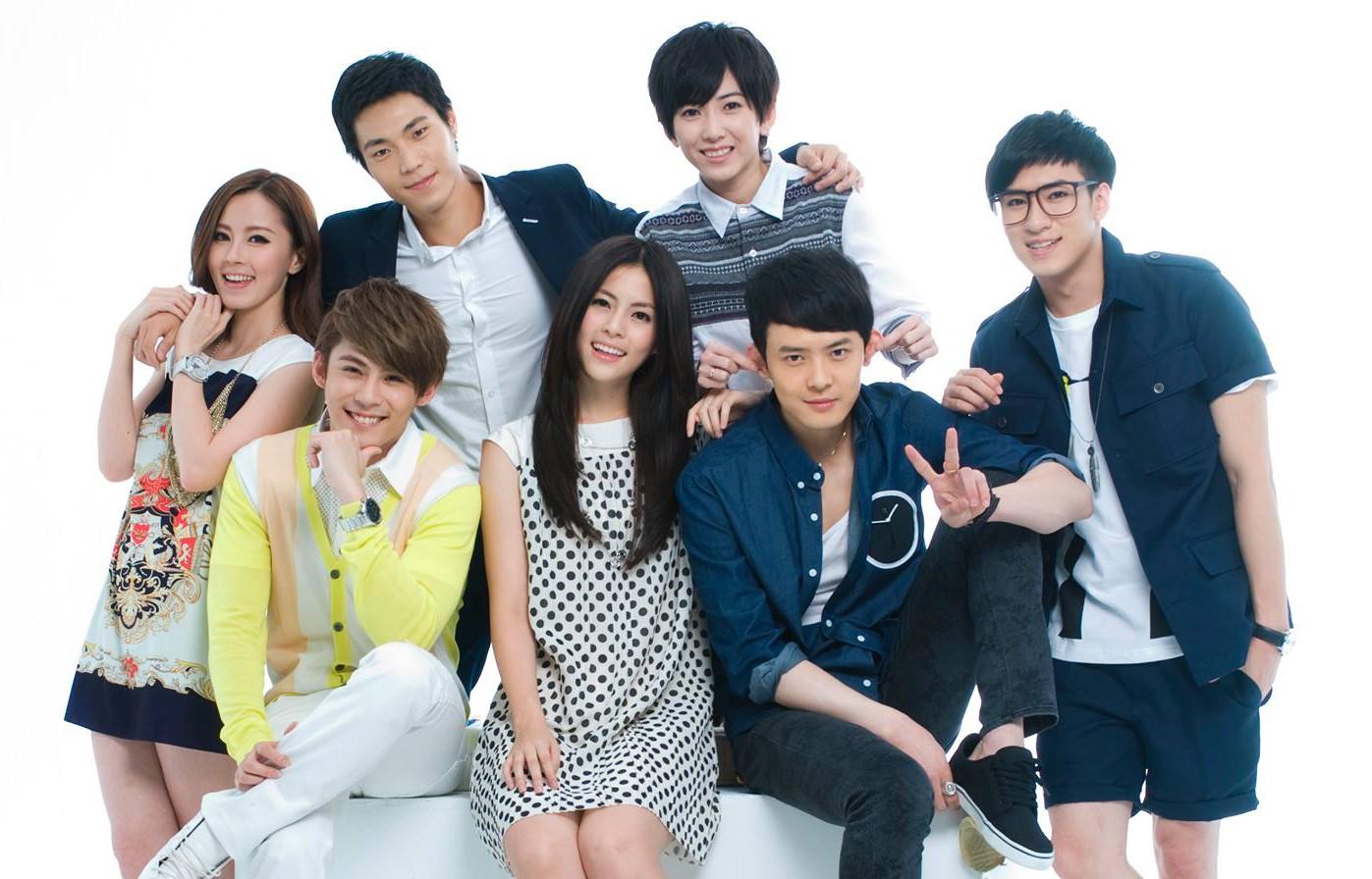 Seven Friends / 七個朋友