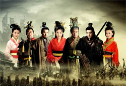 The Legend of Xishi 2012drama