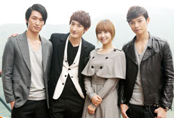When Love Walked In 2012drama