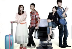Dong Huachun Barbershop 2012drama