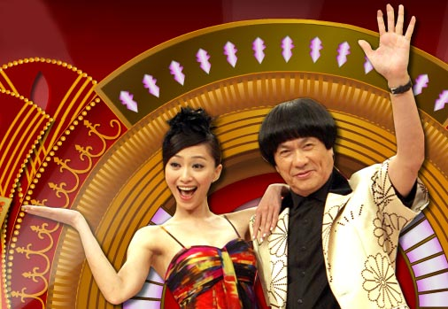 zhu ge liang Variety Shows